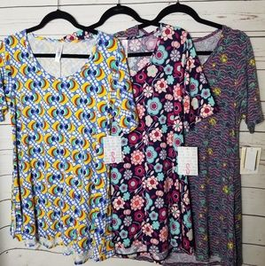 Lularoe Small Perfect T Bundle - BNWT